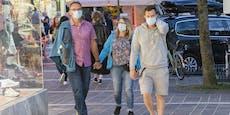 Cluster nach Party: Villach führt Maskenpflicht ein
