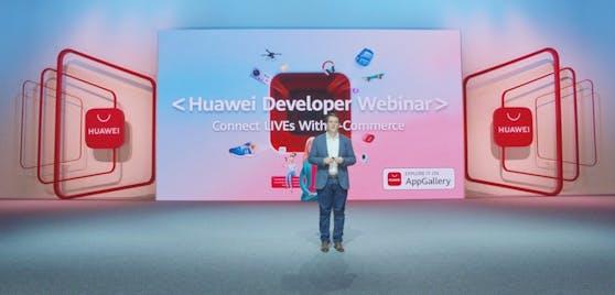Verbesserte Technologien für Huawei Mobile Services bieten intelligenteres Live-Streaming-Erlebnis auf E-Commerce-Plattformen.