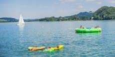 Sommer-Hoch bringt Badewetter – aber nicht überall