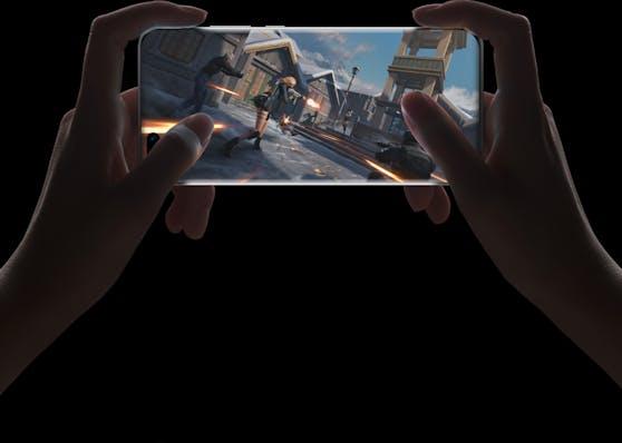 Gaming am Huawei P40 Pro Smartphone