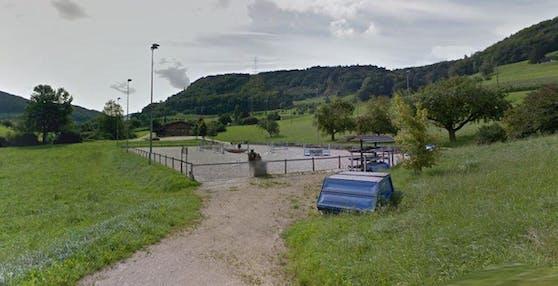 In Rothenfluh BL (Schweiz) kam es zu einem tödlichen Reitunfall