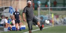 Chaos in der Regionalliga! Polster fordert Aufstockung