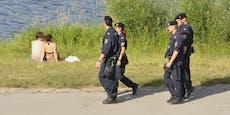 Streit auf Donauinsel: Mann (24) droht mit Taser