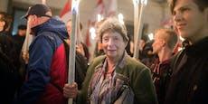 Stenzel bereut Teilnahme an Identitären-Demo nicht