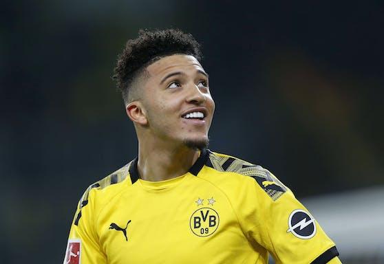 Dortmund-Dribbler Jadon Sancho