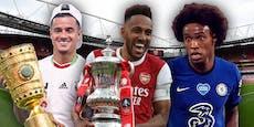 Titel-Attacke? Arsenal plant neues Traum-Sturm-Trio