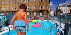 So feiert deutsche Zeitung den Wiener Gürtel-Pool