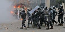 Polizist bei Protesten in Beirut getötet