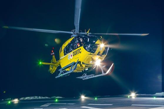 Am Freitagabend mussten zwei Patienten nach einem CO-Unfall verlegt werden.