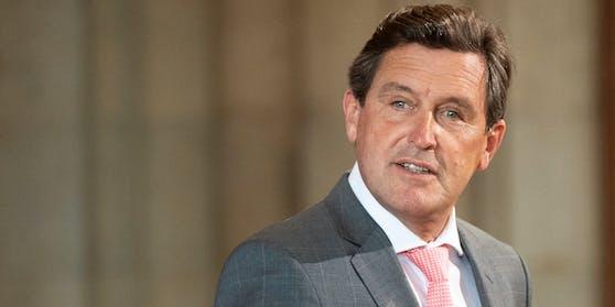 Wirtschaftsstadtrat Peter Hanke (SPÖ)