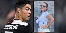 Ronaldo-Schwester geht auf Spieler von Juventus los