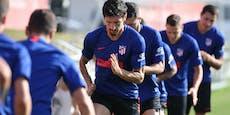 Corona-Alarm bei Atletico vor Champions-League-Hit