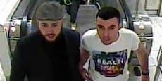 Polizei sucht Messer-Duo nach schwerem Raub in Wien
