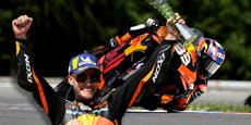 MotoGP-Sensation! Binder erobert ersten Sieg für KTM