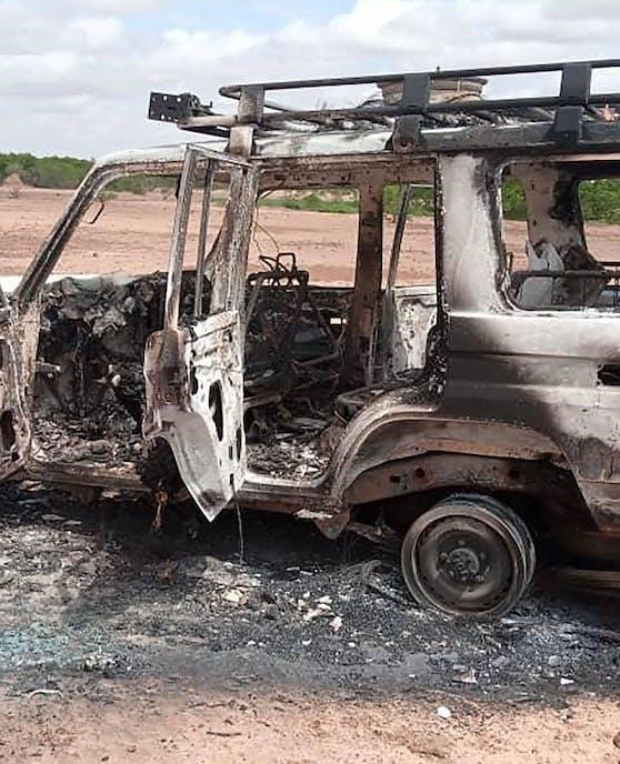 Französische Touristen wurden im Niger getötet.