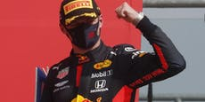 Verstappen fordert noch mehr Power von Red Bull