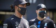 """Mercedes frustriert: """"Wir haben als Team geschlafen"""""""