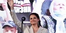 37-Jährige wird Anführerin der Protest-Bewegung