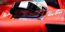 Nächstes Debakel: Vettel rechnet hart mit Ferrari ab