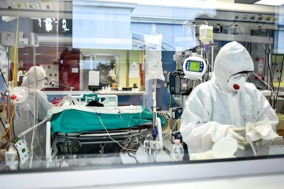 Laut deutschen Forschern greift das Coronavirus auch das Herz an.