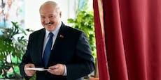 EU will Lukaschenko nicht anerkennen