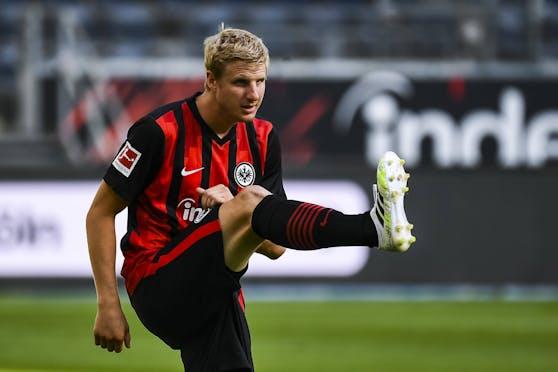 Frankfurt lehnte ein Angebot für Martin Hinteregger ab.