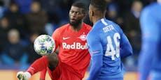 Gutes Los für Salzburg in der Champions-League-Quali