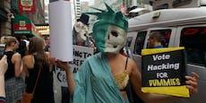 Russische Hacker leaken Daten von 7,6 Mio US-Wählern