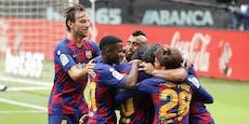 Abgang fix! Erster Barcelona-Star ergreift die Flucht