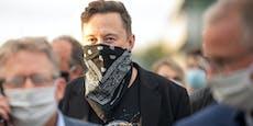 Hat Elon Musk Corona oder etwa doch nicht?