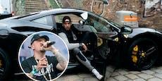 """Bonez MC lädt zur """"Parkplatz-Party"""" mit RAF Camora ein"""