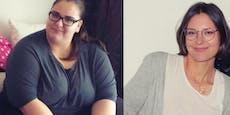 Saskia nahm 96 Kilo ab - ohne auf etwas zu verzichten