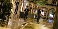 Schüsse in Welser Innenstadt: Polizei im Großeinsatz