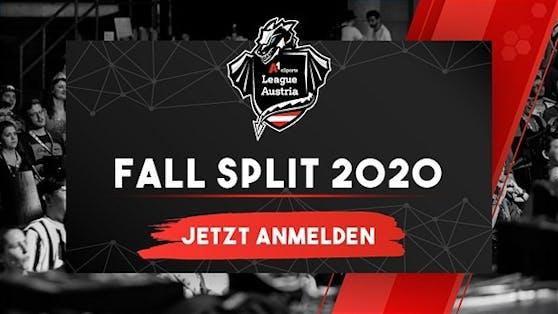 Anmeldungsstart für den Fall Split der A1 eSports League Austria.
