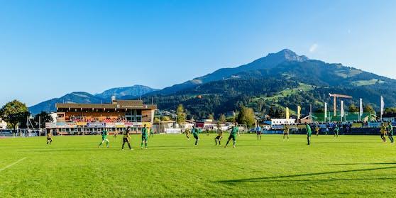 Sympolbild (Koasastadion in St. Johann in Tirol)