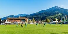 Aufruf: Fußball-Fan war mit Corona im Stadion