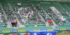 Ab 19. Mai dürfen Fußballfans in die Stadien zurück