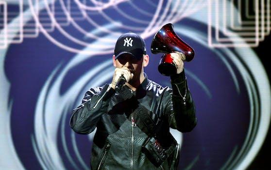 Schon vier Amadeus-Awards hat er zu Hause stehen. Nun könnten zwei dazu kommen.