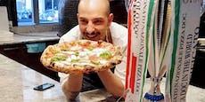 Die zweitbeste Pizzeria Europas befindet sich in Wien