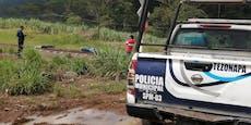 Journalist in Mexiko erschossen und geköpft aufgefunden