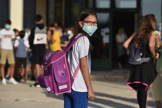 Global gesehen litten Mädchen mehr an den Folgen der Corona-Pandemie.