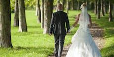 Braut erleidet bei Hochzeit Herzinfarkt und stirbt