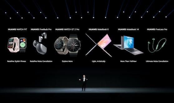 Huawei präsentiert seine neuesten Innovationen bei der Huawei Developer Conference 2020
