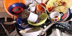 9 Abwaschtipps von Menschen, die Abwaschen hassen