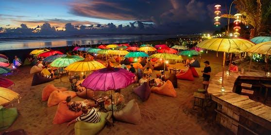 Auf Bali hat sich die Zahl der Corona-Infektionen verdoppelt.