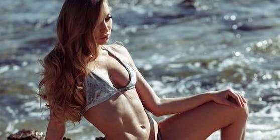 """Der Tod des russischen """"Playboy""""-Models Galina Fedorova wirft viele Rätsel auf"""