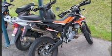 """Moped hatte kein Licht, """"ging"""" aber 101 km/h"""