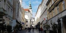 20-jährige Frau in Wien sexuell belästigt