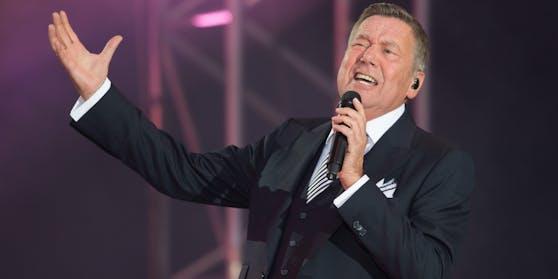 Wegen Coronavirus: Roland Kaiser verlegt seine Tournee auf 2021