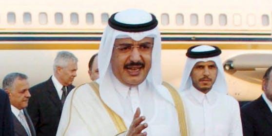 Hat sich auch Scheich Abdullah bin Chalifa Al Thani mit dem Coronavirus infiziert?